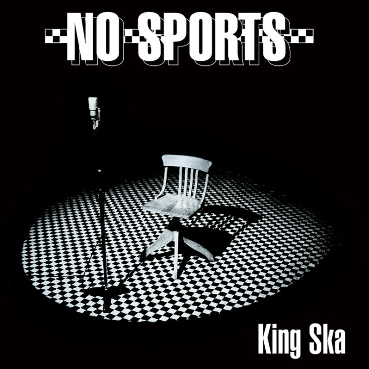 King Ska album by No Sports cover