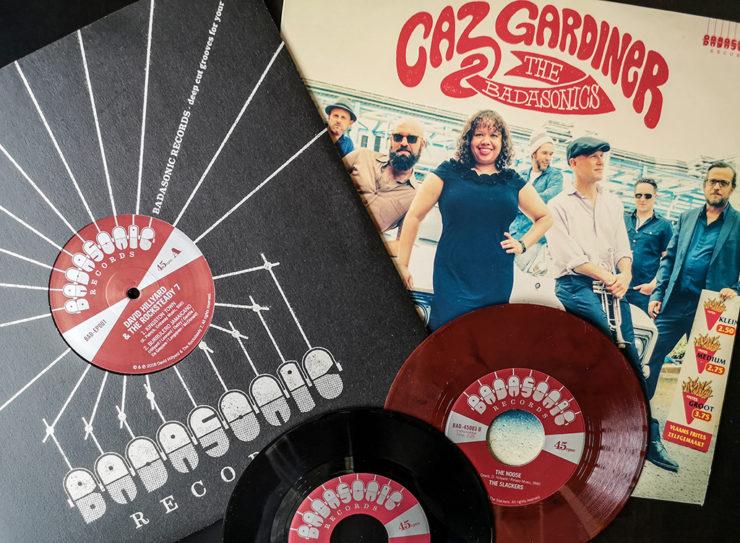 Badasonic Records record releases