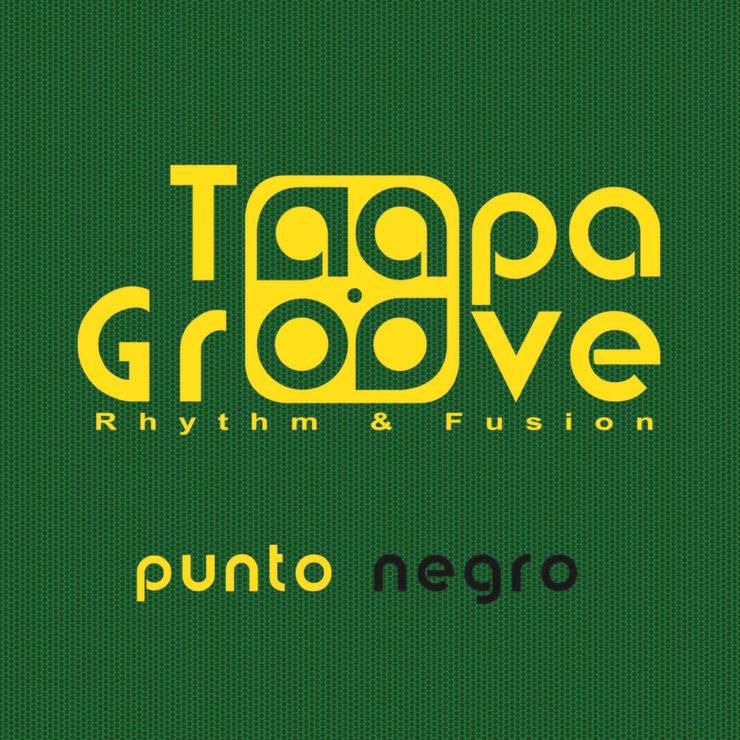 Taapa Groove - Punto Negro - okładka