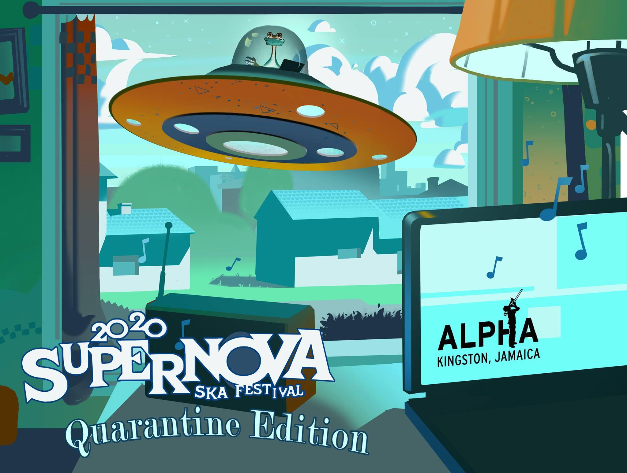 Supernova Ska Festival promo image