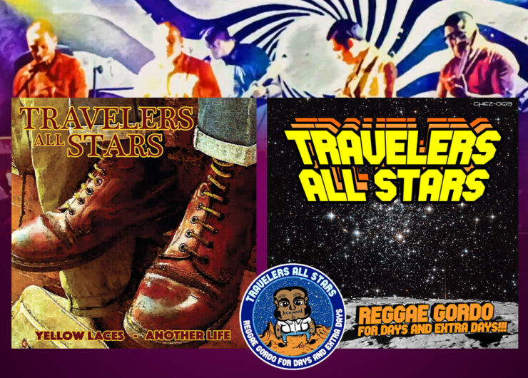 Travelers All Stars - Yellow Laces & Reggae Gordo - covers